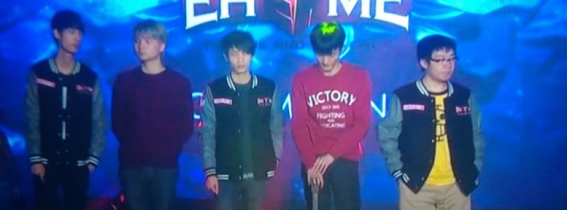 Dota2: The one and the only, EHOME vence MDL Winter