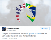 Peacemaker agora é Team Liquid!!
