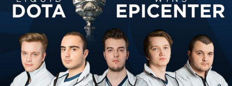 Team Liquid conquista a EPICENTER