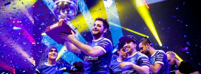 Infográfico: ESL One Cologne 2016