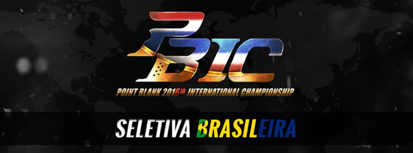Point Blank: Seletiva PBIC rumo a grande final