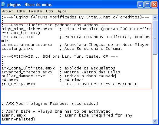 Addons CS 1.6 Imagem4