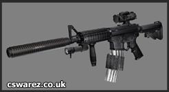 Skins Colt M4A1 Csdl_182