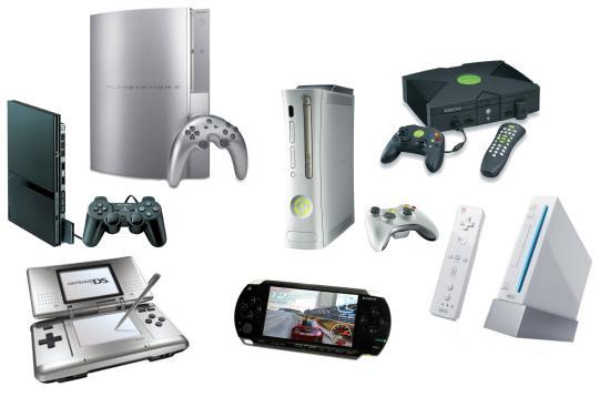 A nova geração dos Consoles