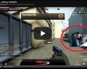Jogador de Counter-Strike tem casa invadida pela polícia ao vivo