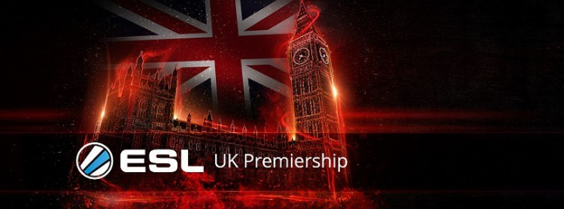 Nova liga de CS:GO no Reino Unido
