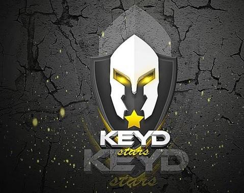 Grupo da Keyd Stars em Major é anunciado