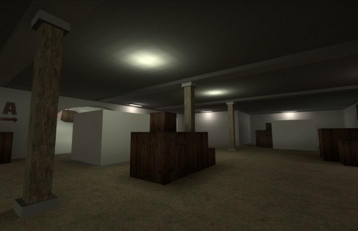 É lançada a versão beta do mapa de_mirage2