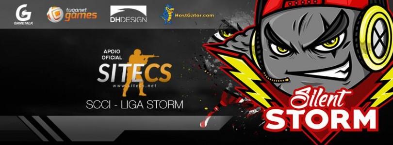 SiteCS apoiando Liga Storm