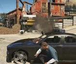 Grand Theft Auto – GTA V