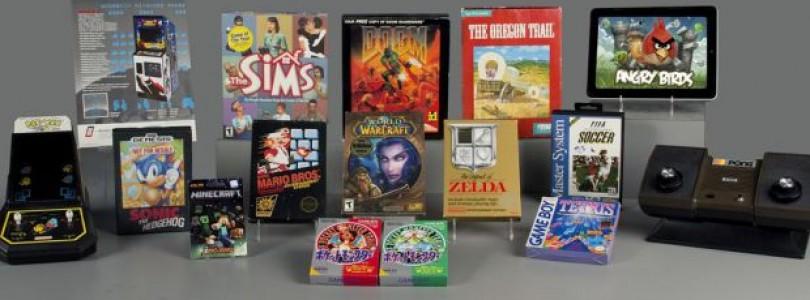 Jogos eletrônicos são homenageados em hall da fama nos Estados Unidos