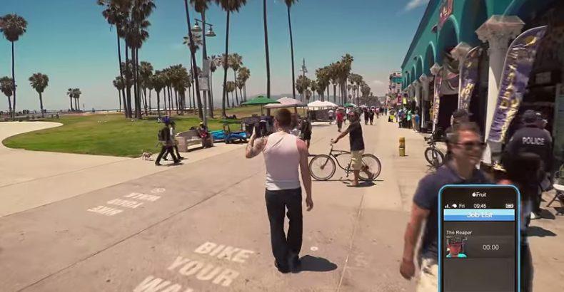 Grand Theft Auto V no mundo real