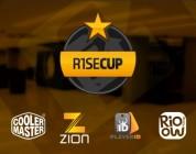 Primeiro dia de R1seCup