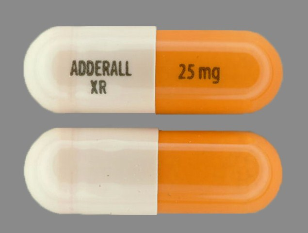 extended release adderall difference