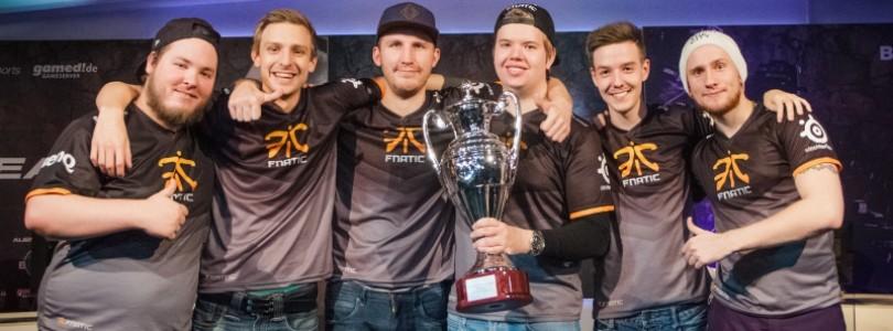 ESL ESEA Pro League Finals – Fnatic Campeão!