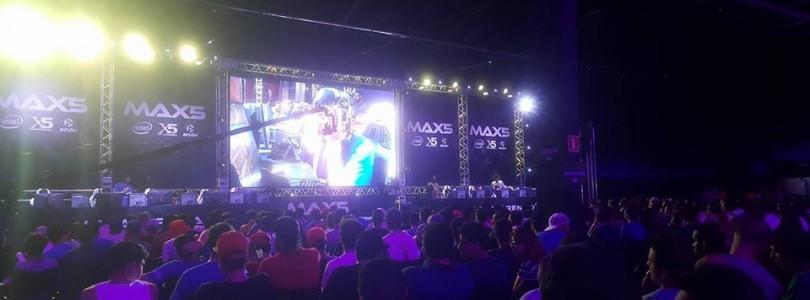 Max5 um evento que veio para ficar