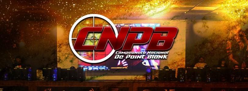 Mata-mata no Campeonato Nacional de Point Blank