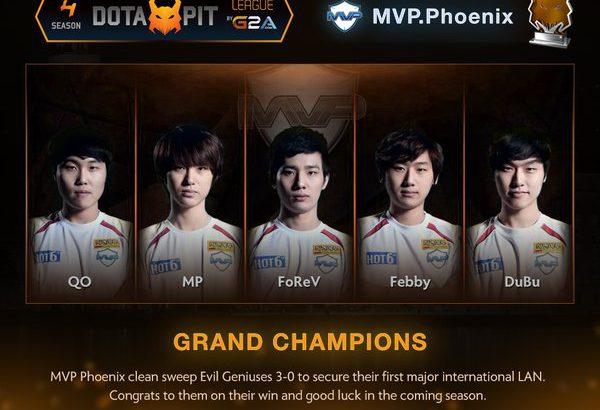 Dota2: Coreanos vencem a quarta edição do Dota Pit League