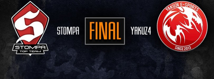 Stompa ou Yakuza? O vencedor do CNPB será definido este domingo