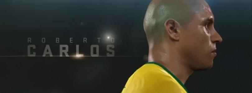 Roberto Carlos de volta aos campos