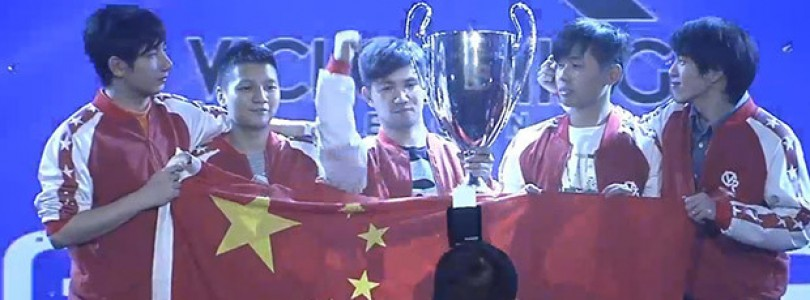Dota2: Vici Gaming Reborn  vence StarLadder i-League Invitational