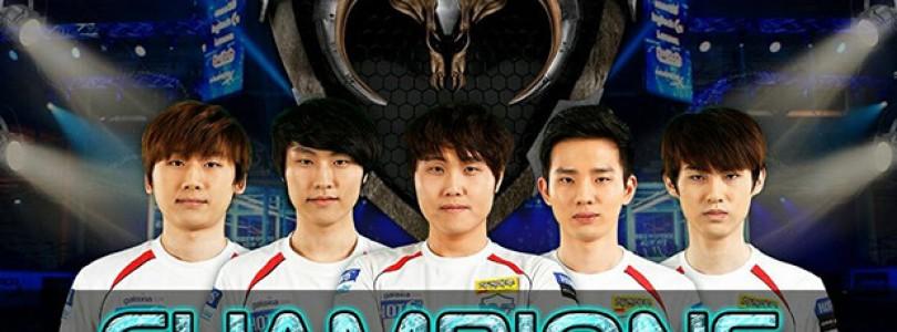 Dota2: Sul-coreanos voltam a vencer