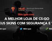 Skins de CS:GO com velocidade e segurança é na skin.igxe.com