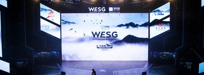 Brasileiros na WESG