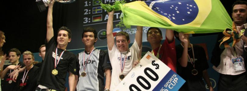 MIBR na ESWC 2006: o legado.