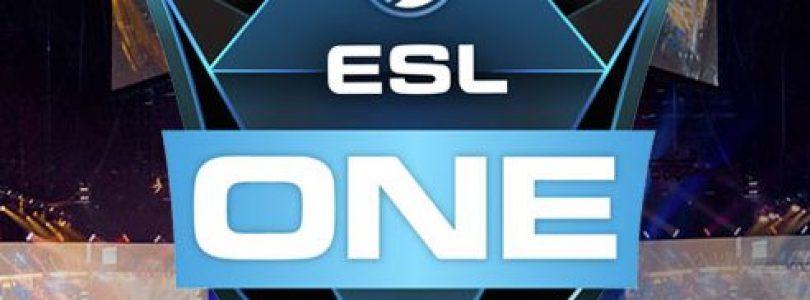 Confira os horários dos jogos da ESL ONE COLOGNE