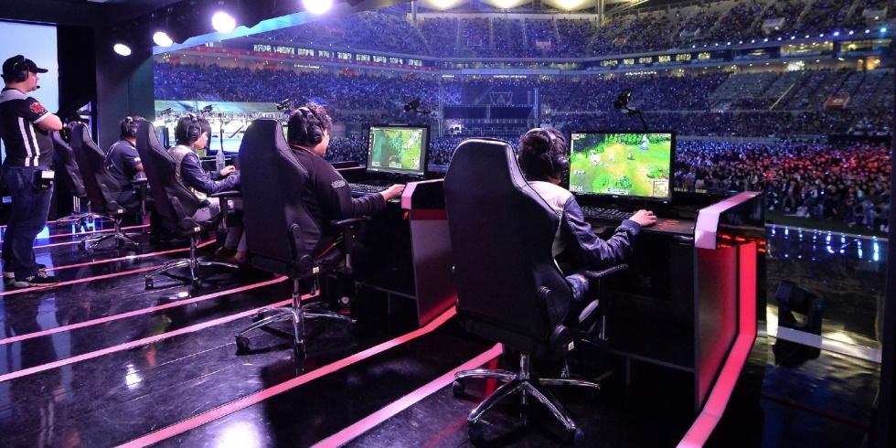 Será que os esportes eletrônicos podem virar uma tendência?