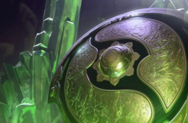 The International 8 em reta final
