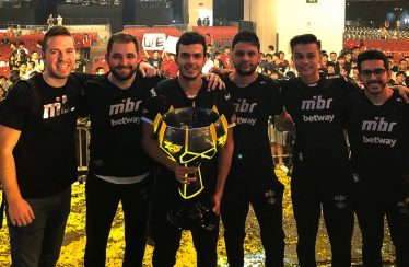 mibr conquista seu primeiro título!