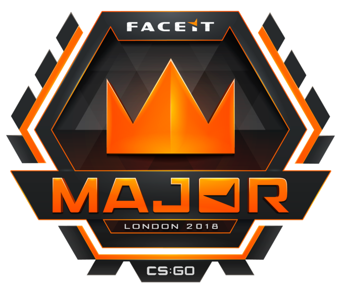 Segundo dia do Challengers Stage do FACEIT Major: London 2018