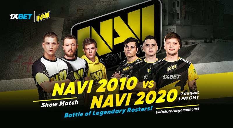 NAVI CS 1.6 versus NAVI CS:GO quem leva a melhor?