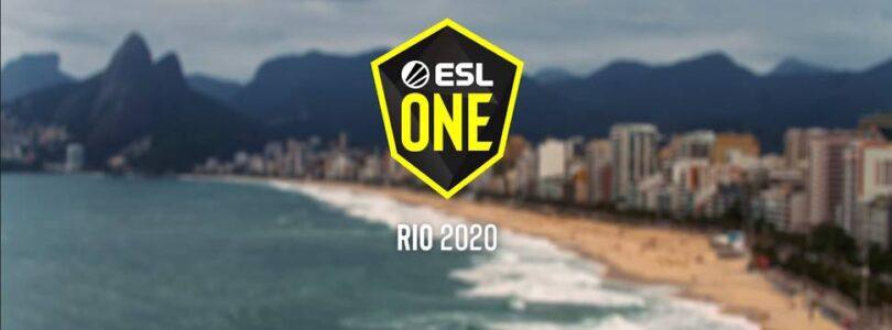 ESL One CS:GO Rio