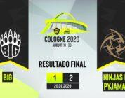 NIP elimina a BIG da ESL One Cologne