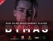 Bymas vai para a mousesports como sexto jogador