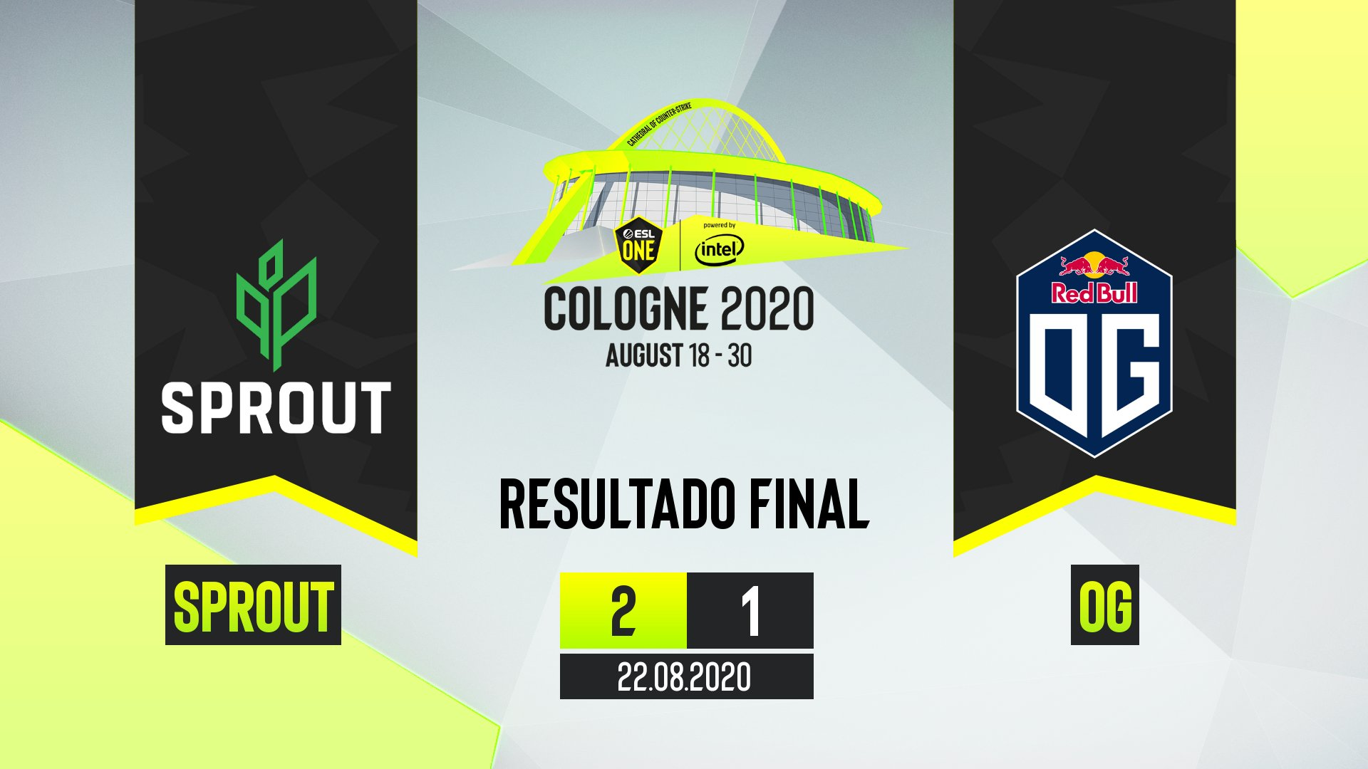 Sprout vence e é a primeira classificada aos playoffs