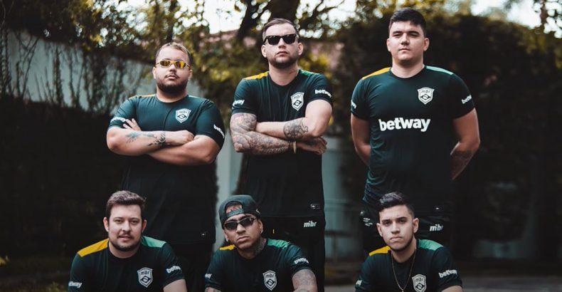 MIBR anuncia três novos players para a line-up
