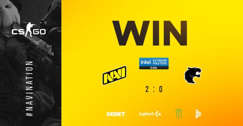 NAVI derrota FURIA na estreia da IEM Global Challenge